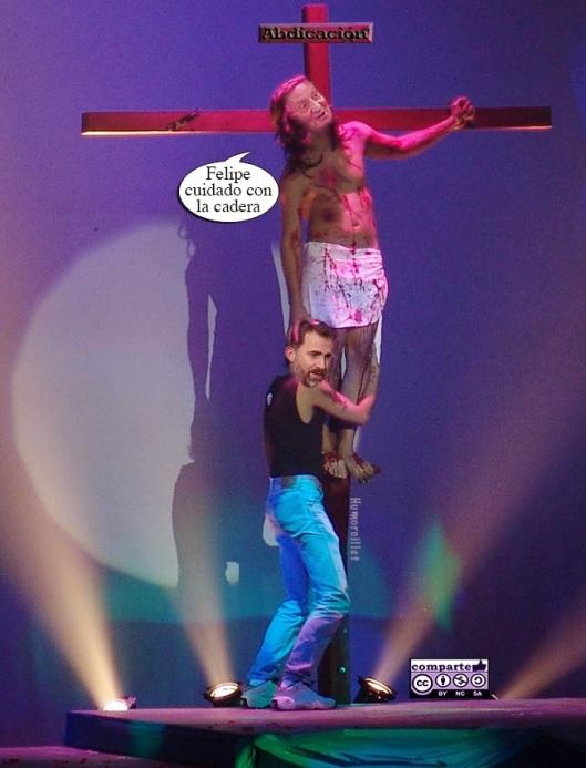 crucifijado