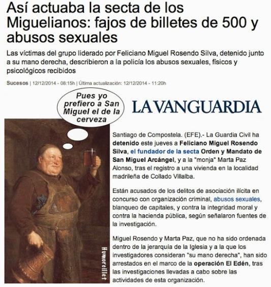 miguelianos