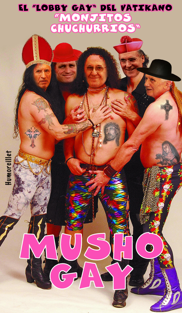 MUSHO GAY monjitos
