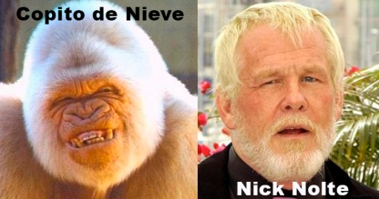 Nick copito nienve