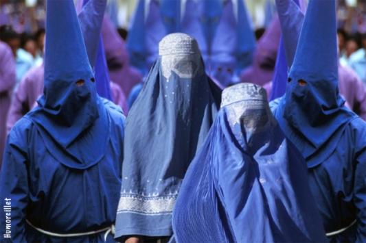 Semana sta burka