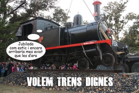 trens dignes