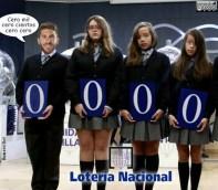 loteria 0000B