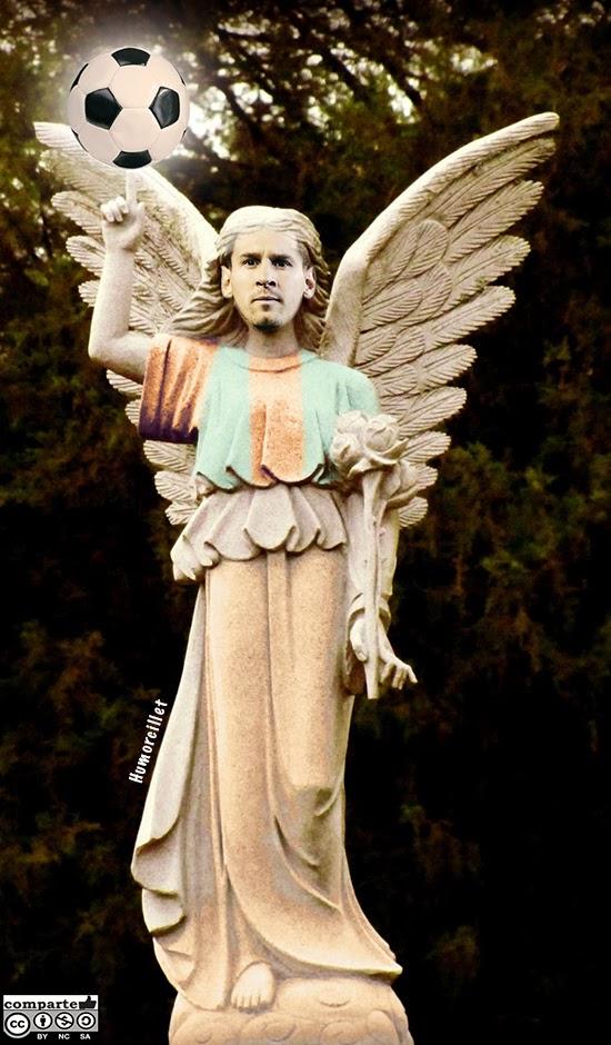 angel messi.. copia