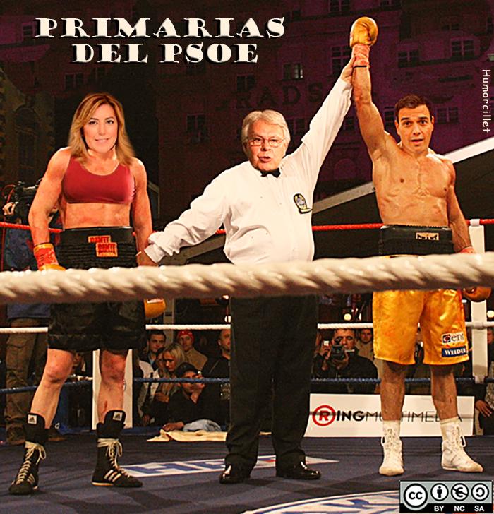boxeo PSOE