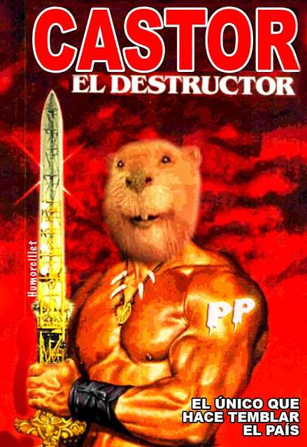 castor el destructor