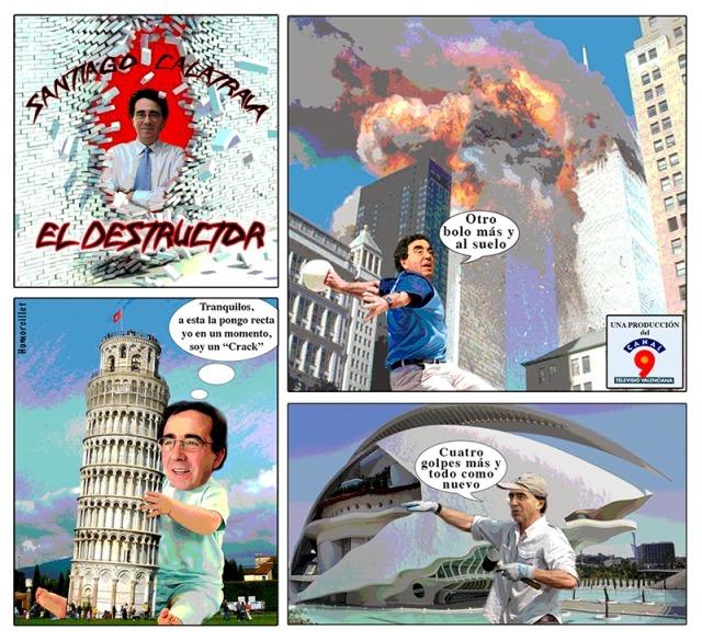 Historia de Santiago Calatrava