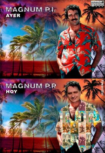 magnum hoy