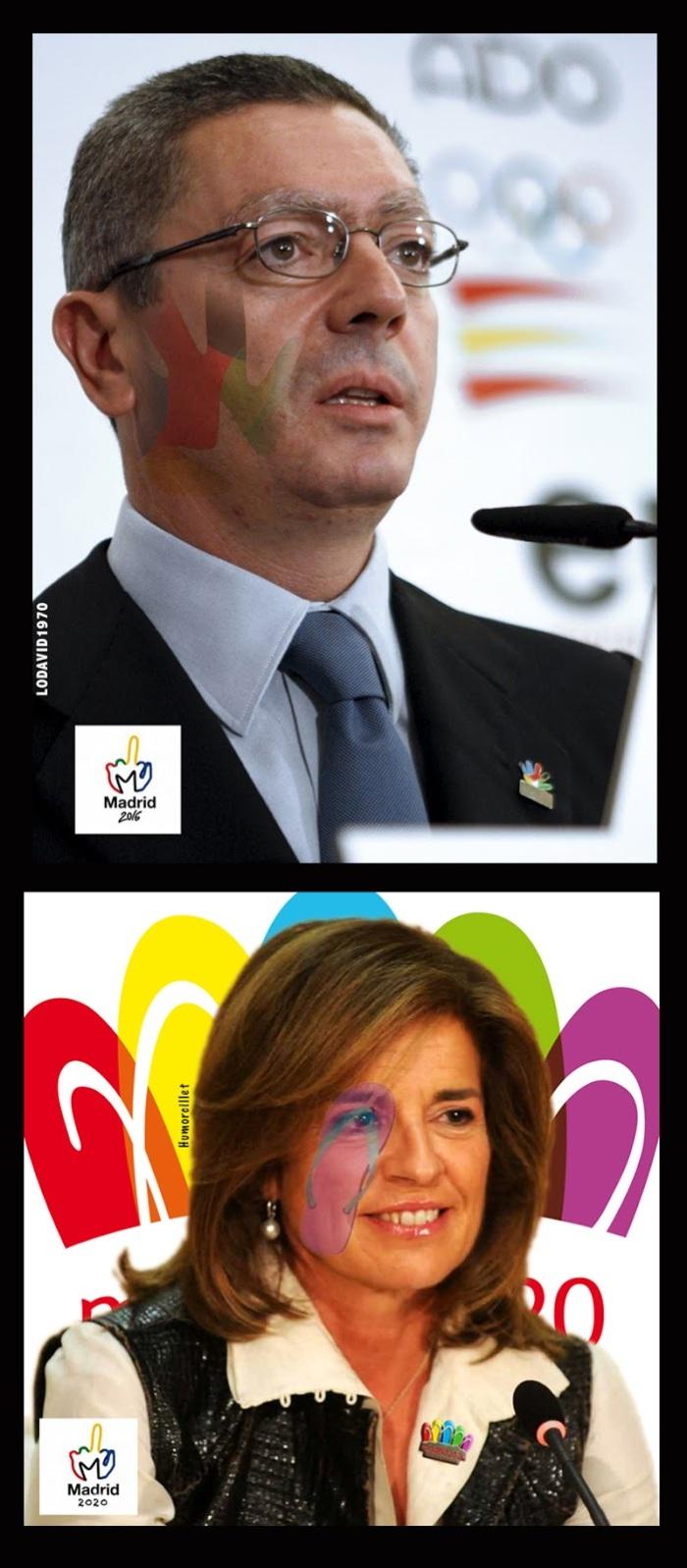 MADRID 2020 2016