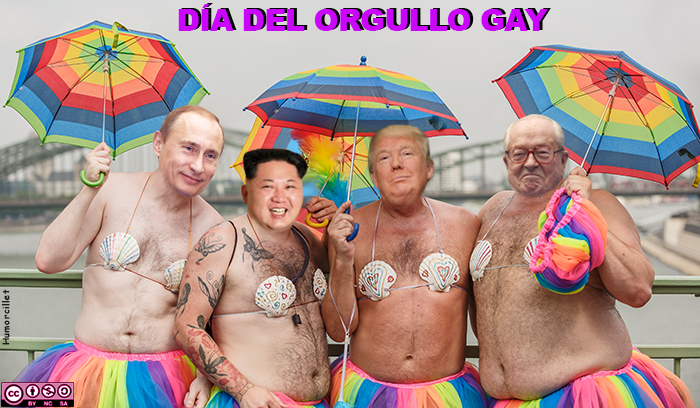orgullo gay internacional