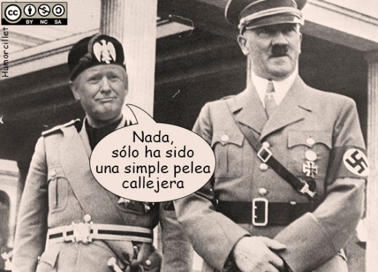 nazi trump