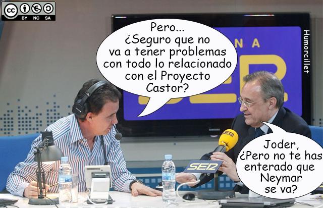 Neymar se va