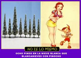 pinocho blancanieves BO