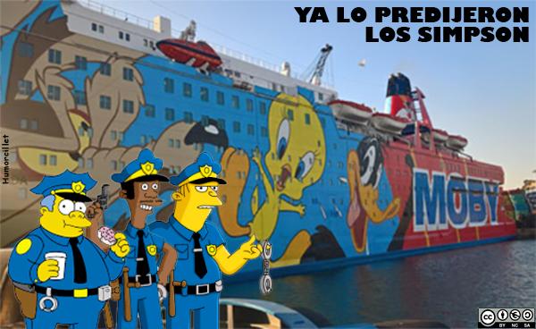 crucero simpson