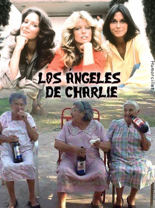 ángeles de charlie