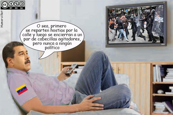 Maduro tele