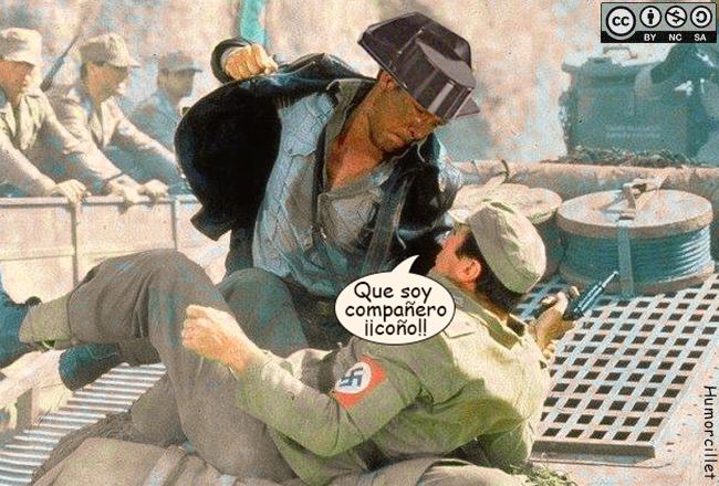 pegar nazi
