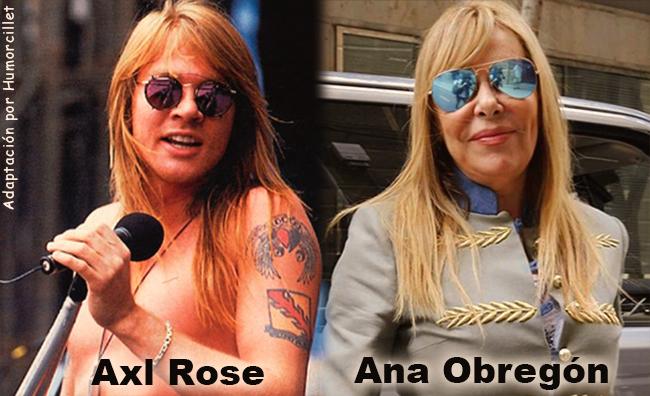 axl rose- ana obregon