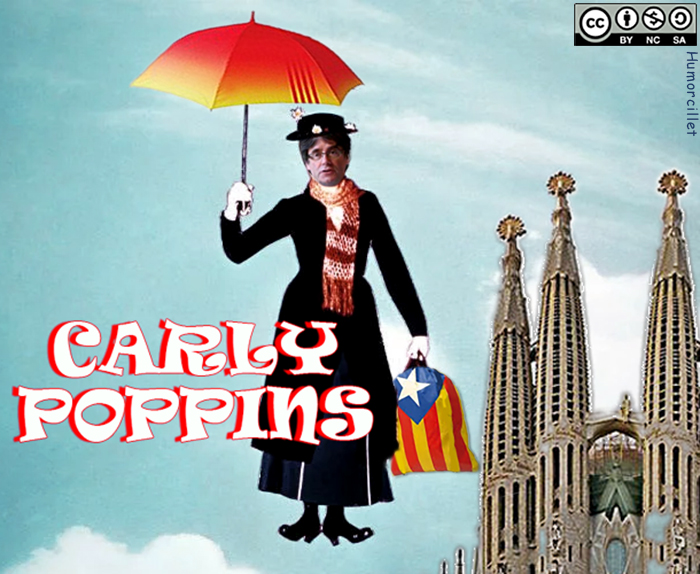 CARLY POPPINS