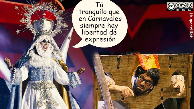 carnavales cadiz