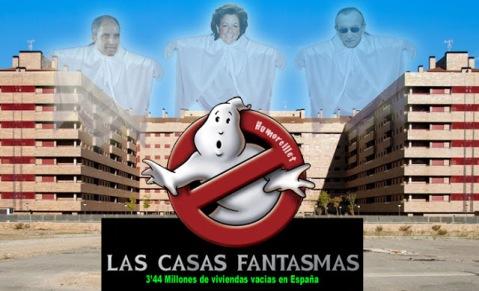 LAS CASAS FANTASMAS