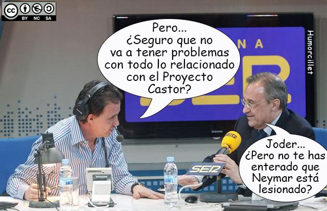castor neymar