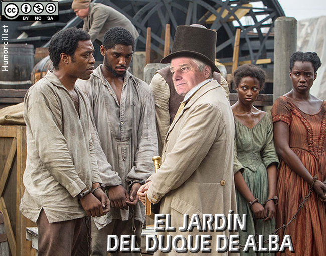JARDÍN DUQUE ALBA