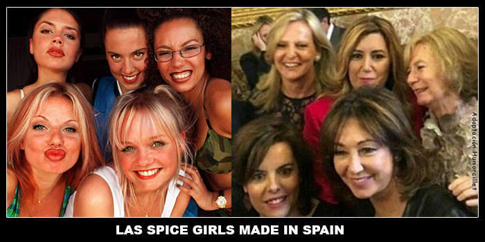 new spice girls