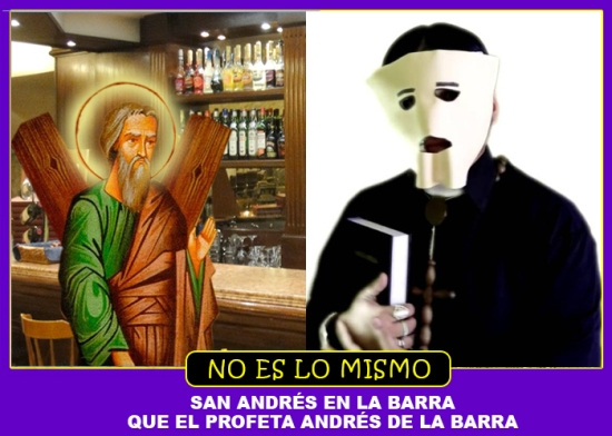 ANDRÉS DE LA BARRA