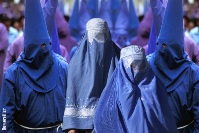 Semana sta burka (1)