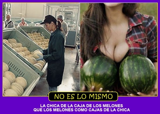 CHICA MELONES 1