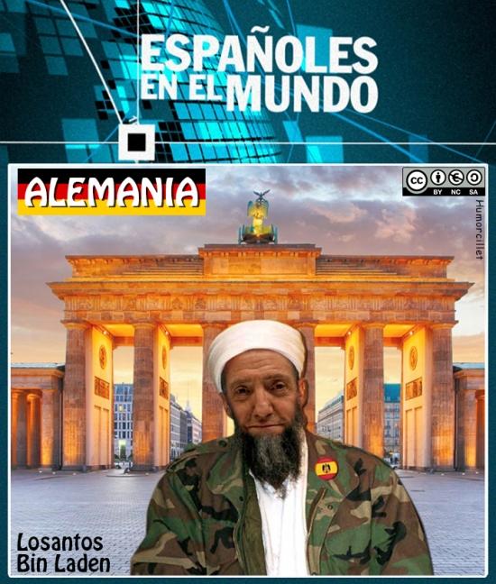 españoles alemania