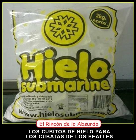 HIELO SUBMARINE
