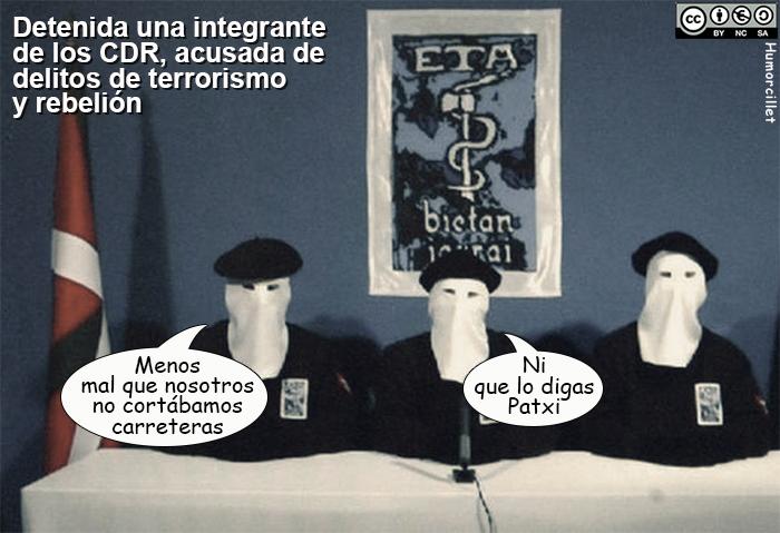 terrorismo cdr