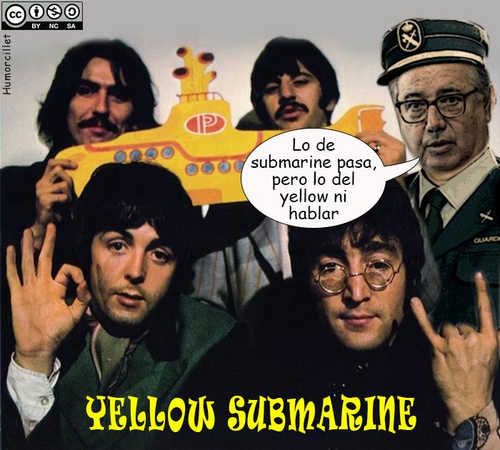 yelow submarine