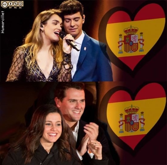 albert eurovisión