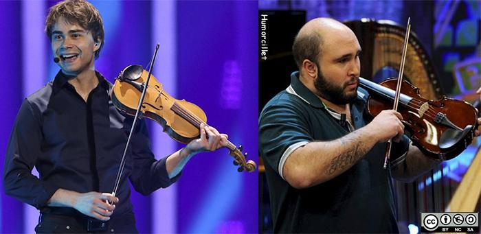 doble violín