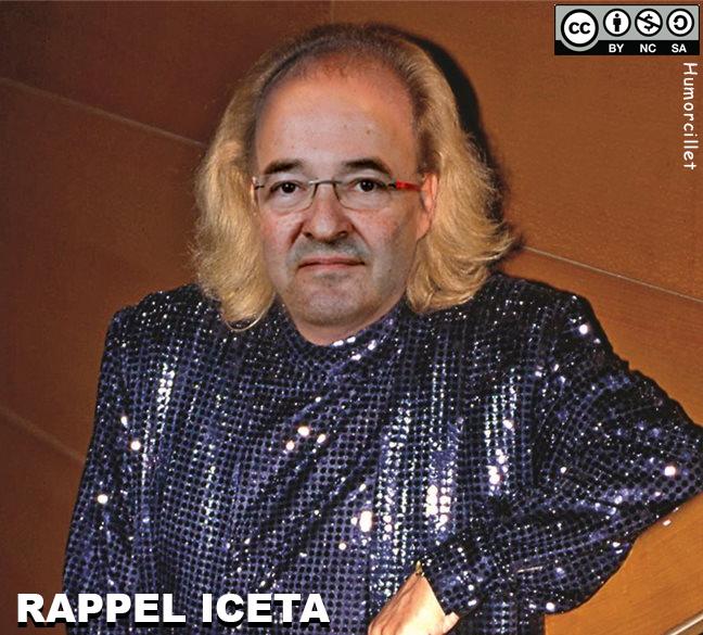 Rappel Iceta