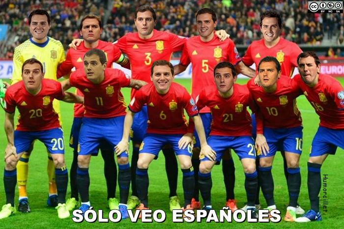 seleción española