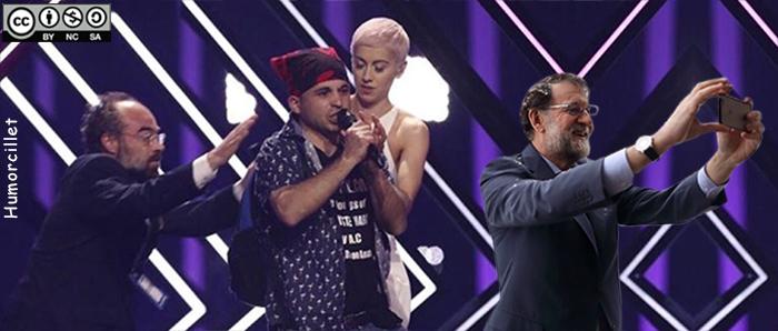 selfie eurovisión