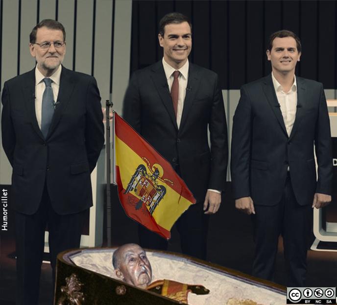 trio franquista