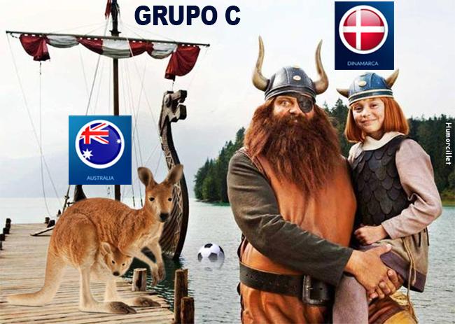 australia dinamarca