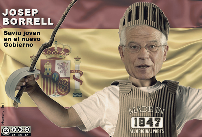borrell defensa