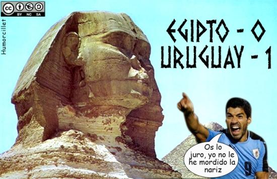 egipto uruguay
