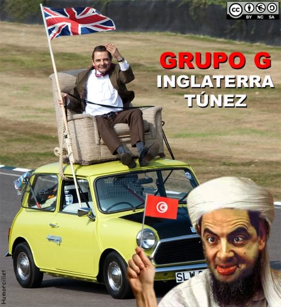 inglaterra tunez