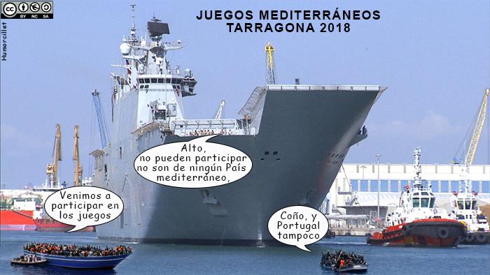 juegos mediterraneos