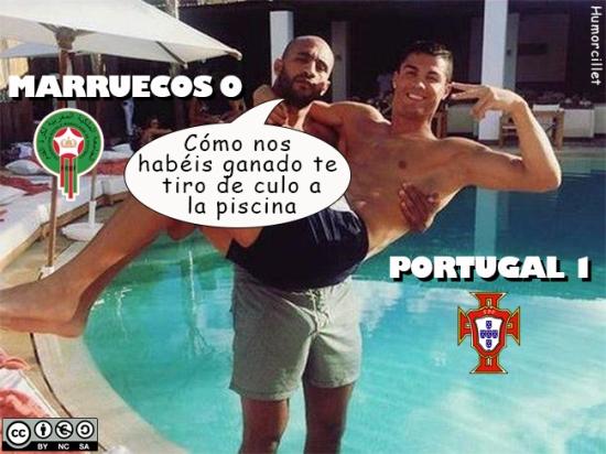 marruecos portugal