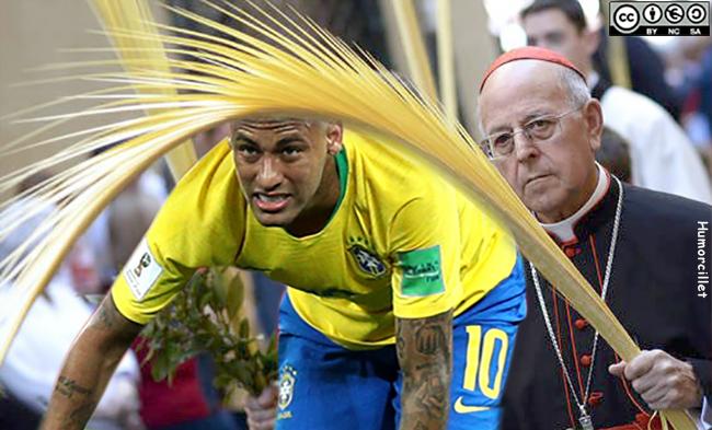pelo neymar palma