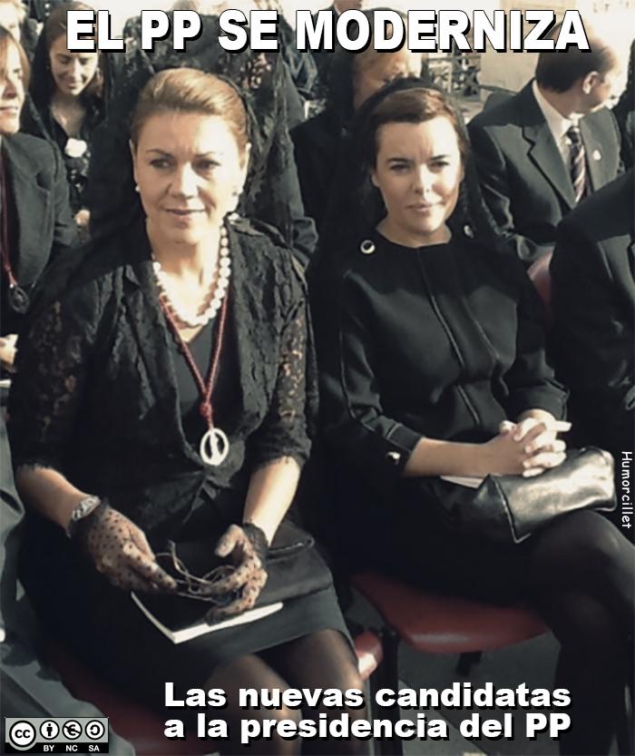 presidencia pp