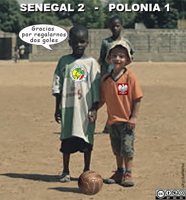SENEGAL POLONIA